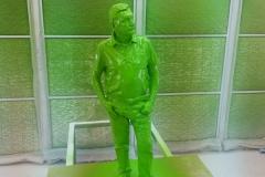 3D print hoogglans gelakt